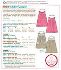 Kwik Sew Toddler Dress-K0120