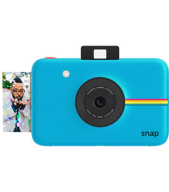 Polaroid Snap Instant Print Camera-Blue