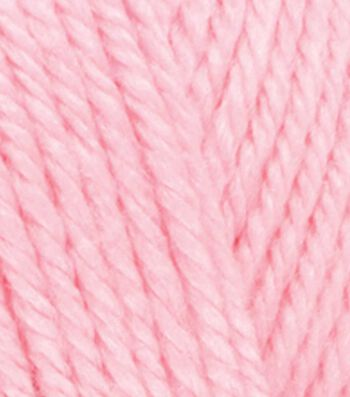 Red Heart Soft Yarn-Baby Pink