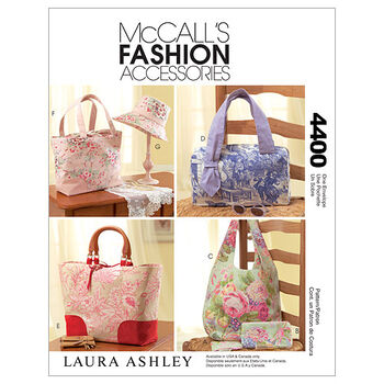 McCall's Crafts Totes & Bags-M4400