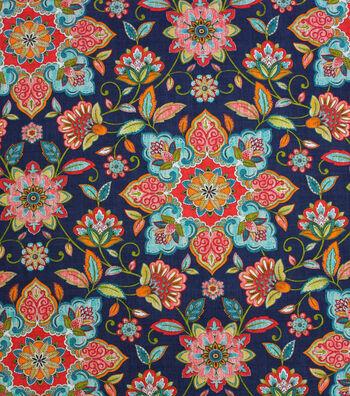 Solarium Outdoor Print Fabric 54''-Jewel Cardiwen