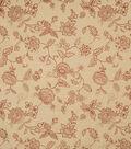 Home Decor 8\u0022x8\u0022 Fabric Swatch-Jaclyn Smith Darcy-Tabasco