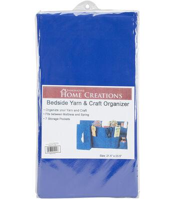 Innovative Home Creations Bedside Yarn & Craft Organizer