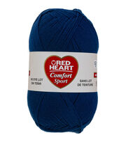 Red Heart Comfort Sport Yarn, , hi-res