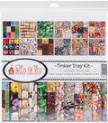 Ella & Viv Collection Kit 12\u0022X12\u0022-Tinker Tray