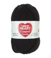 Red Heart Comfort Chunky Yarn, , hi-res