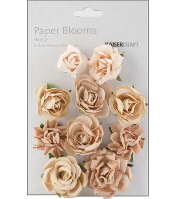 Paper Blooms-10Pk