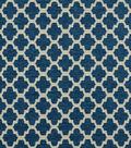 Covington Upholstery Fabric 58\u0022-Trellis Walk Indigo 593