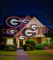 University of Georgia Bulldogs Team Pride Light, , hi-res