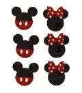 Dress It Up Licensed Embellishments- Disney® Mickey & Minnie