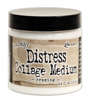 Tim Holtz Distress Collage Medium-Crazing, , hi-res