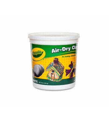 Crayola Air-Dry Clay 5lb-White