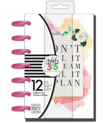 The Happy Planner Mini Planner-Wildflower