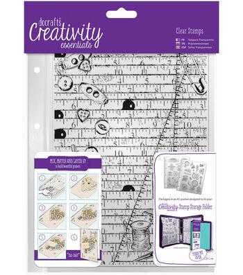 Haberdshry-creativity Ess Stamp