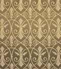 Home Decor 8\u0022x8\u0022 Fabric Swatch-Upholstery Fabric Barrow M5458-5928 Caviar
