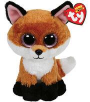 TY Beanie Boo Slick Brown Fox, , hi-res