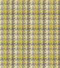 Home Decor 8\u0022x8\u0022 Fabric Swatch-HGTV HOME Check Past Platinum