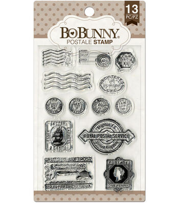 Postale -bobunny Stamps
