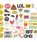 Emoji Love Bits & Pieces Die-Cuts