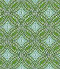 Tommy Bahama Print Fabric 54\u0022-Sun Swirl/Peninsula