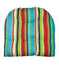 Summer Sol Outdoor Cushion-Island Stripes