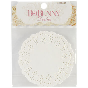 Bo Bunny Paper Doilies Small