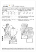 Mccall Pattern V1259 Ccd (10-12-Vogue Pattern