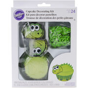 Wilton® Dino Cupcake Decorating Kit 24ct, , hi-res