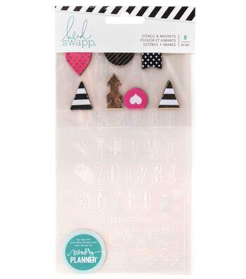 Heidi Swapp® Fresh Start Stencils & Magnets