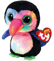 TY Beanie Boo™ Toucan Bird-Beaks, , hi-res