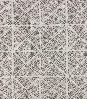 Home Essentials™ Print Fabric 45''-Gray Paytah