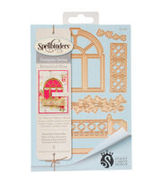 Spellbinders™ Shapeabilities™ Etched Die-Decorative Flower Box, , hi-res