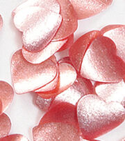 Wilton® Edible Glitter-Pink Hearts, , hi-res