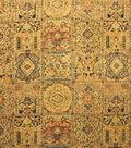 Home Decor 8\u0022x8\u0022 Fabric Swatch-Upholstery Fabric Barrow M7913 5304 Antuque