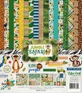 Collection Kit 12\u0022X12\u0022-Jungle Safari