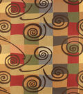 Home Decor 8\u0022x8\u0022 Fabric Swatch-Upholstery Fabric Barrow M4988-5478 Regal