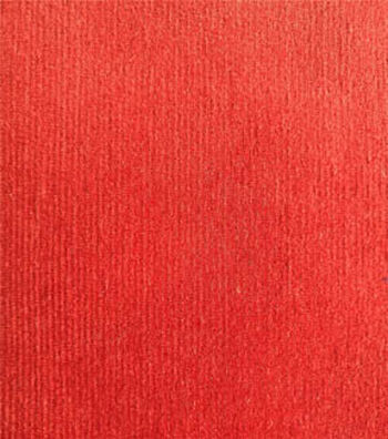 "Sportswear Stretch Corduroy Fabric 55""-Rust"
