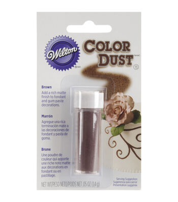 Wilton® Color Dust-Brown