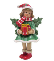 Maker's Holiday Christmas Littles Fairy-Green, , hi-res