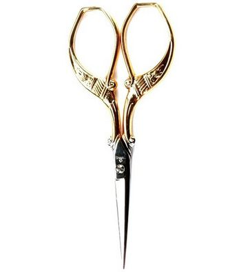 "DMC Peacock Embroidery Scissors 4"""