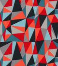 Keepsake Calico™ Cotton Fabric-Three Dimensional Geometrics