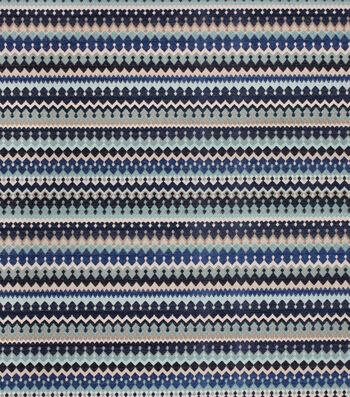 "Richloom Studio Upholstery Fabric 54""-Elsa Indigo"