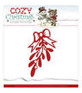 Yvonne Creations Cozy Christmas Die-Mistletoe