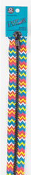 Coats & Clark® 7\u0027\u0027 Printed Closed End Fashion Zipper-Chevron, Chevron