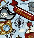 Snuggle Flannel Fabric 42\u0027\u0027-Ahoy Matey