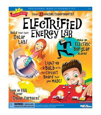 Electrified Energy Lab Kit-