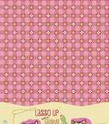 Nickelodeon Sheriff Callie Mock Smock Cotton Fabric 21\u0022-Lasso Up