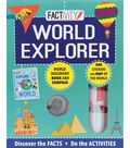 Parragon Factivity World Explorer Kit