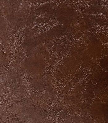 "Jaclyn Smith Upholstery Fabric 54""-Leather"