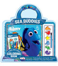 Disney Finding Dory Sea Buddies Coloring Book